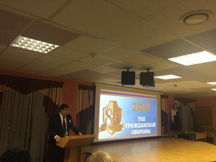В Норильске подвели итоги в области гражданской обороны
