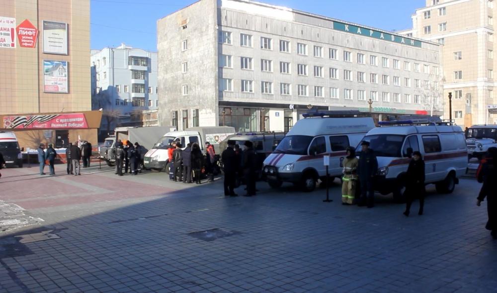 Подведение итогов ТП РСЧС Забайкальского края в 2015 г.