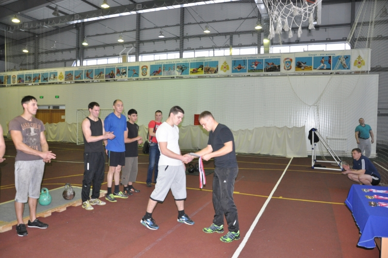 В Чите прошли соревнования по гиревому спорту памяти Доржи Дондокова