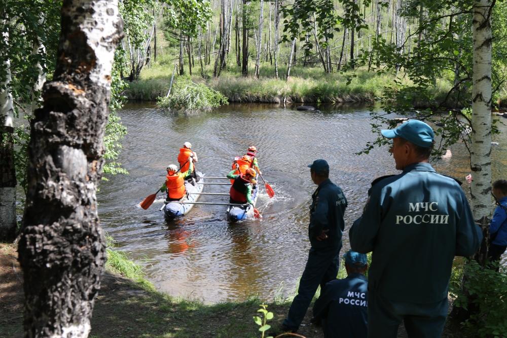 Поисково- спасательные работы завершились в «Школе безопасности»