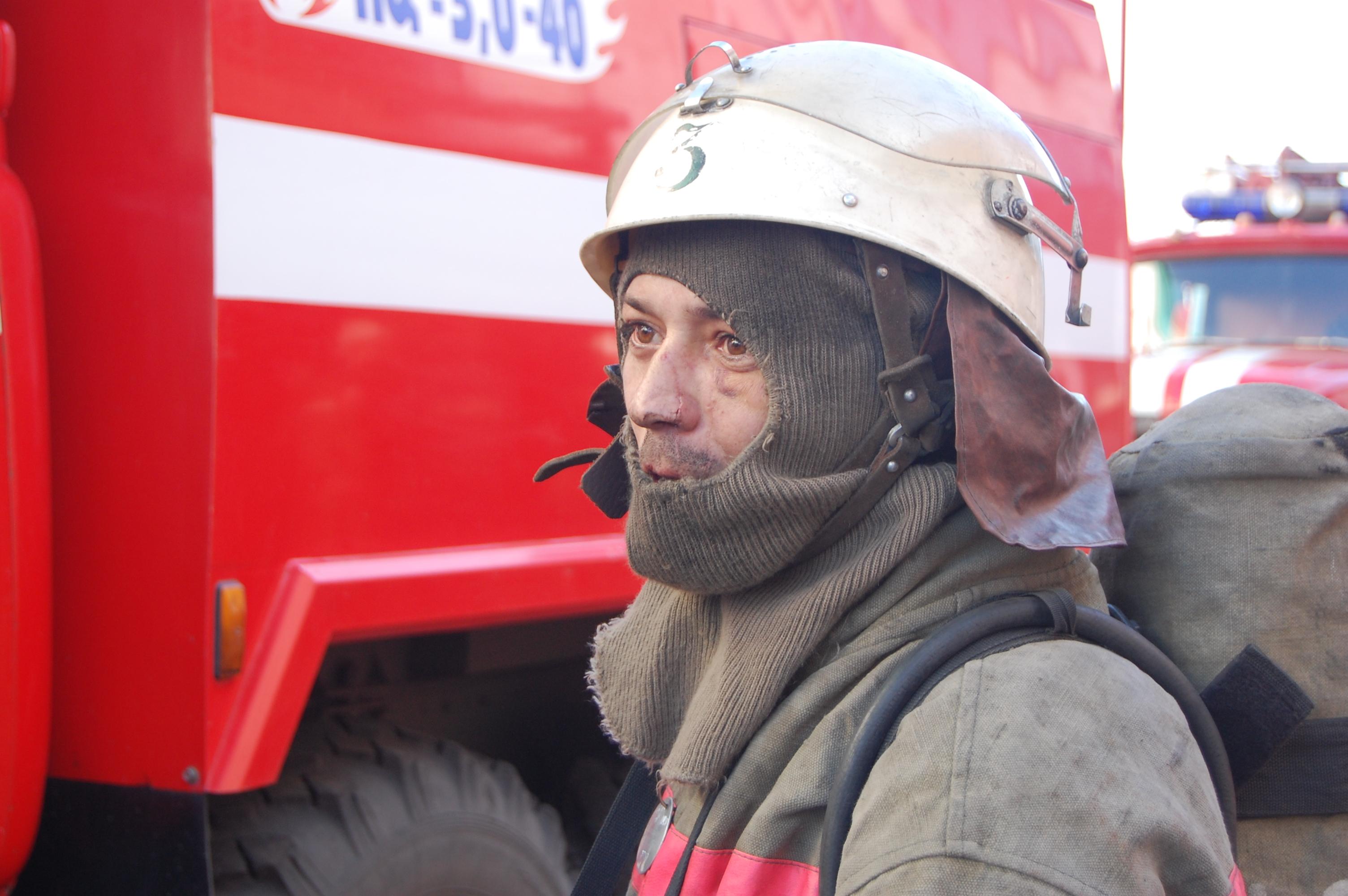 Поздравление пожарному 50 лет