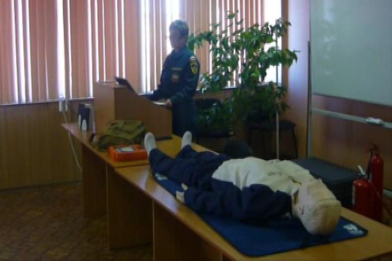 Проведение занятий со студентами ЗабГУ