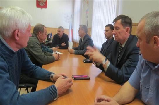 КШУ в ОАО «Разрез Харанорский»