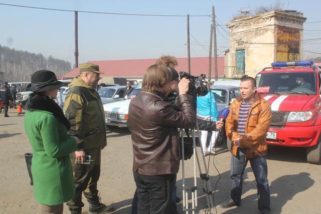 Рейд по лесному массиву Читинского района
