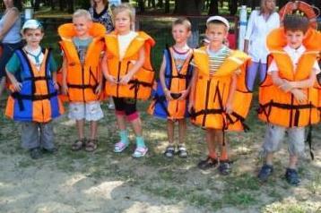 Важно! Правила безопасного поведения на воде для детей