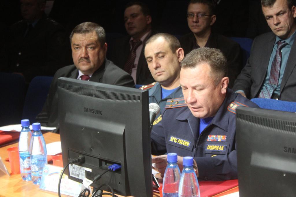 Подведение итогов деятельности ТП РСЧС Забайкальского края
