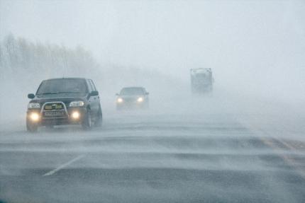 Если непогода застала в дороге