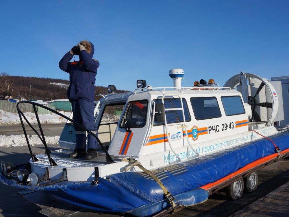 На Колыме закрывается паромная переправа через реку Яна