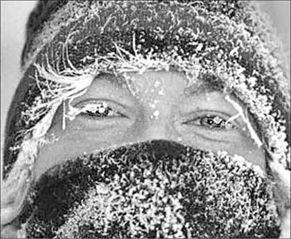 МЧС напоминает: как вести себя при сильных морозах