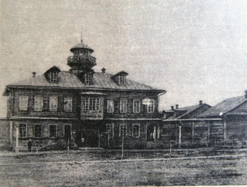 Пожарная охрана Сахалинской области