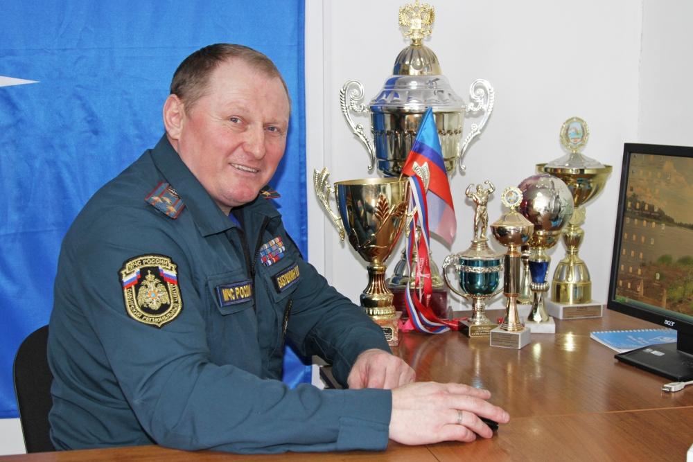Константин Бабушкин: «Пожарно-спасательный кроссфит вполне может стать самостоятельным видом спорта».