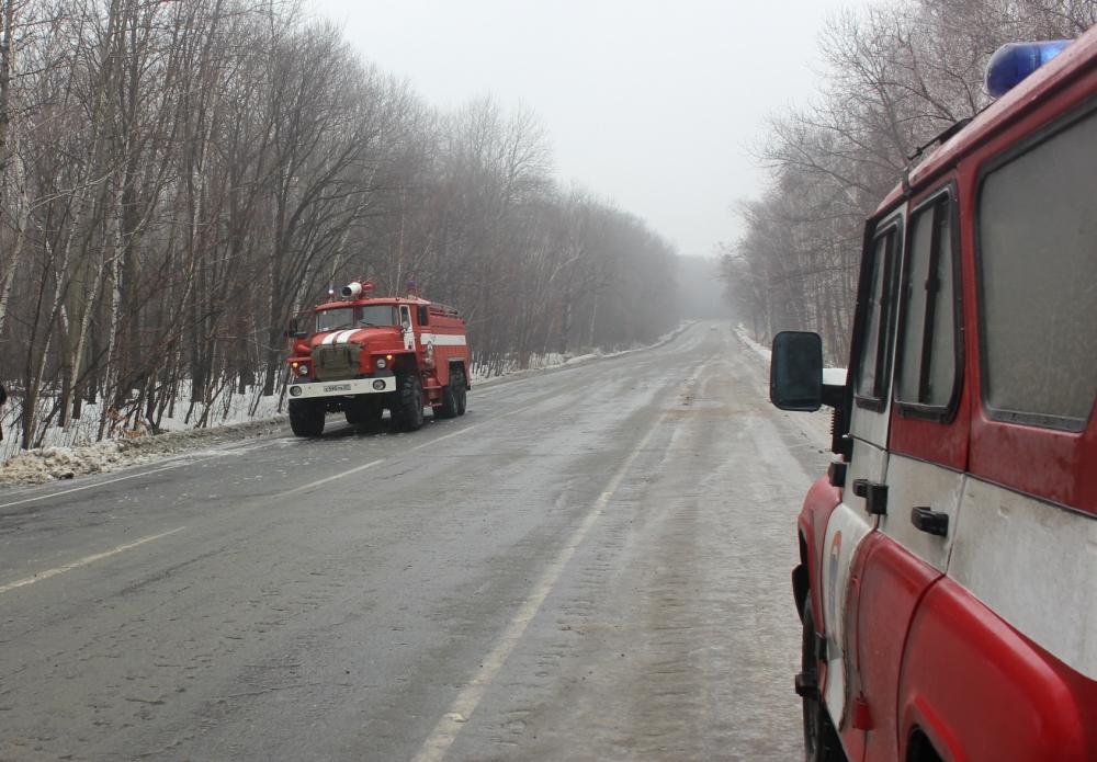 На территории южных и центральных районов Хабаровского края  ожидается ухудшение погодных условий