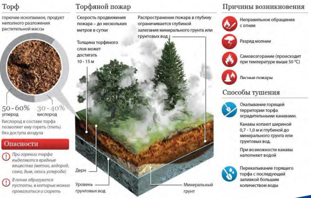 Природные пожары