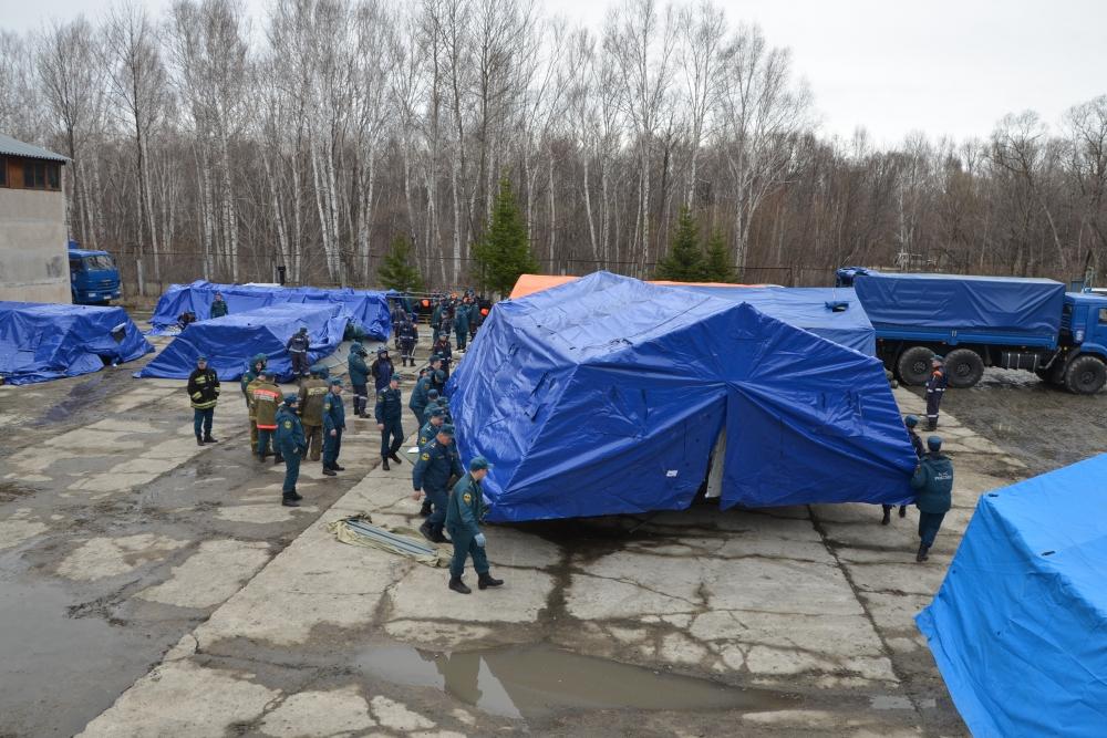 Всероссийские командно-штабные учения 2016