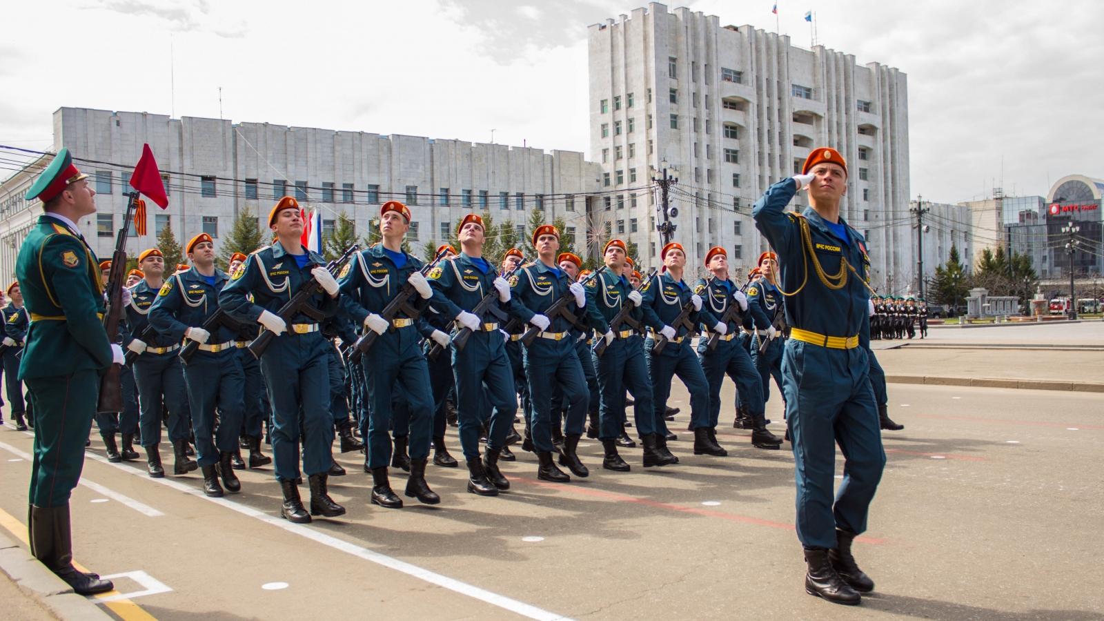 День Великой Победы - 9 мая