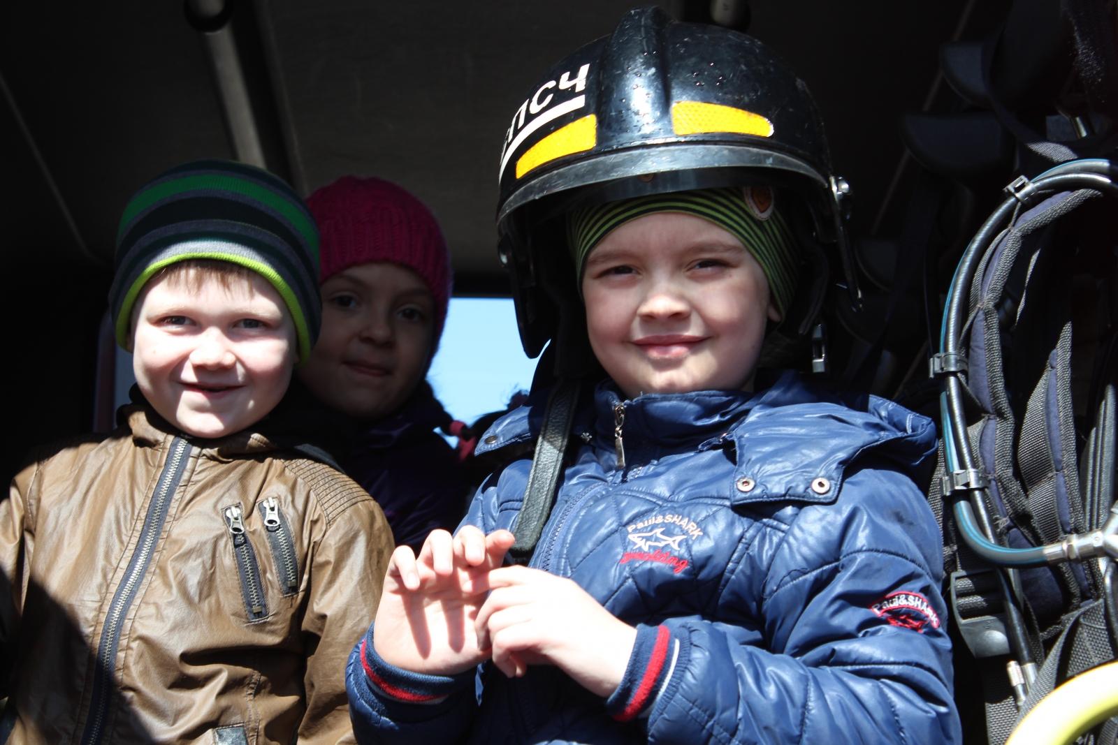 Экскурсия для детей в СПСЧ