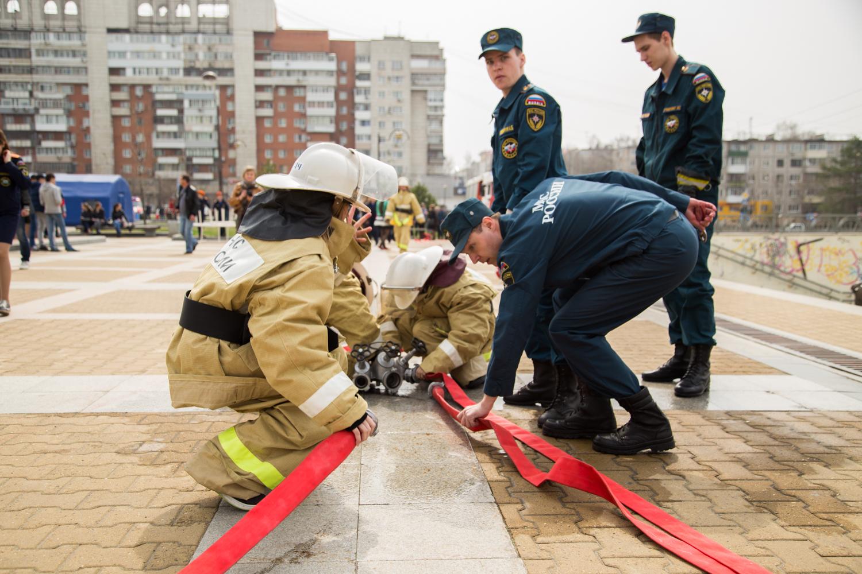 366 лет Пожарной охраны