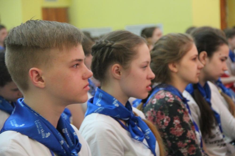 """Конкурсное задание краевой смены """"Sozvezdie JuniorSkills"""" - компетенция """"Техник-спасатель"""""""