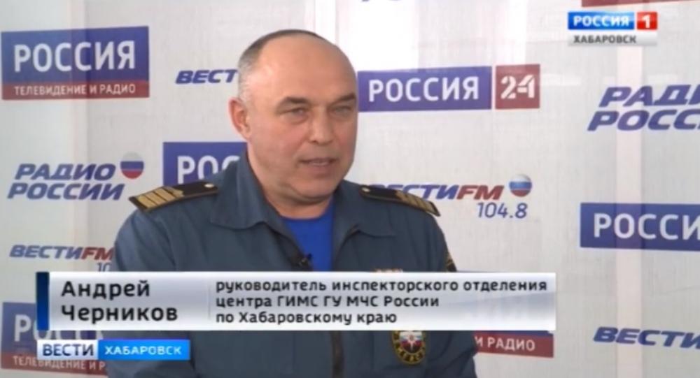 О закрытии навигации в Хабаровском крае