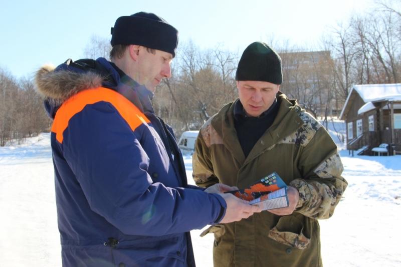В период акции «Безопасный лед» гибели людей на водных объектах не допущено