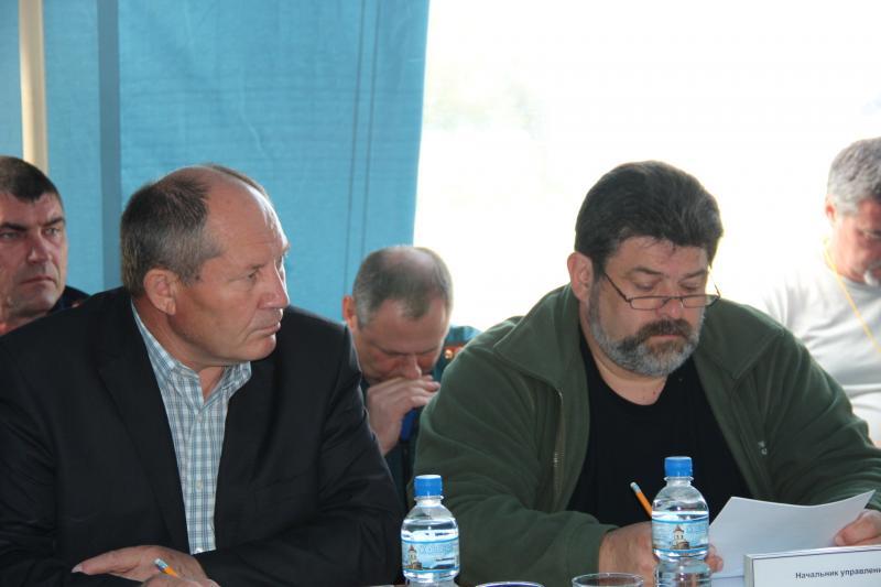 Комплексная экспедиция МЧС России по исследованию русел Амура работает на территории Хабаровского края.