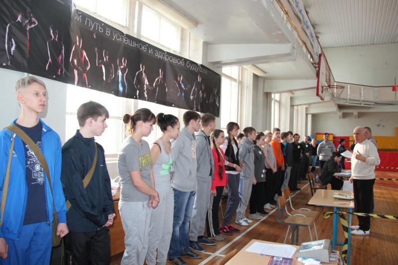 Краевой этап Всероссийской олимпиады по ОБЖ
