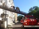 Пожарные дали хорошую оценку