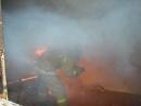 При пожаре в поселке Эльбан один человек погиб,