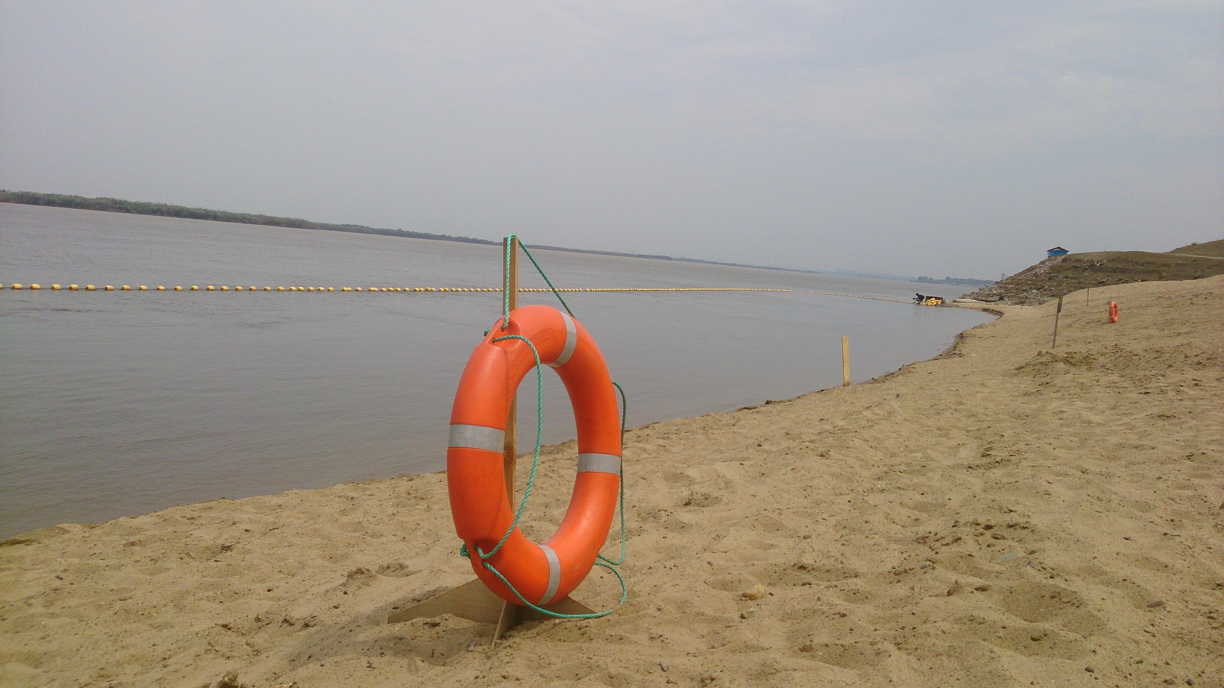 Безопасность  вблизи водных объектов края