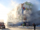 Жители Железнодорожного района Хабаровска  остались без крупного торгового центра