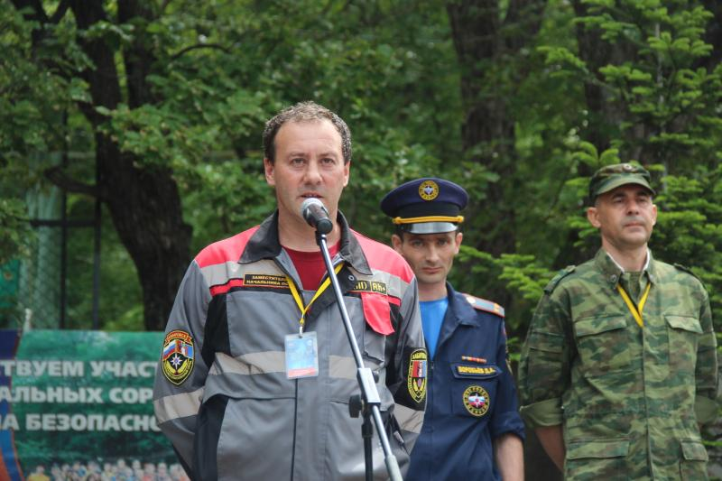 """Межрегиональные соревнования """"Школа безопасности 2014"""""""