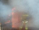В Хабаровском крае при пожаре погиб человек
