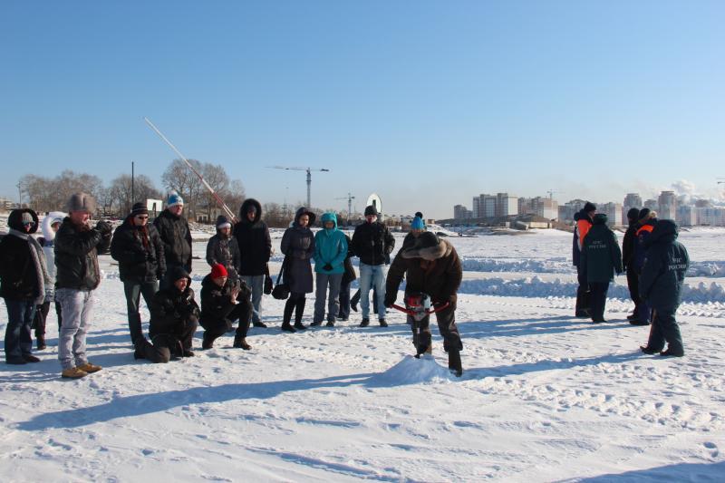 Блоготур_ Хабаровские блогеры ознакомились с объектами и подразделениями ГУ МЧС России по Хабаровскому краю