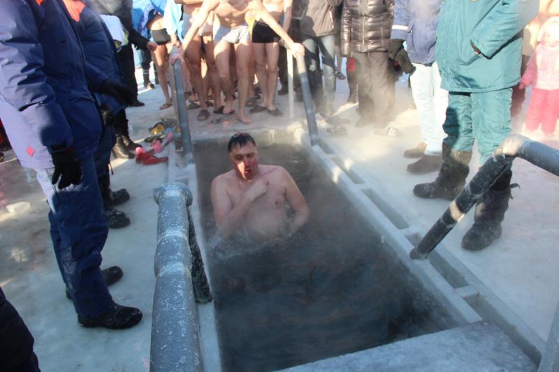 Крещение 2014