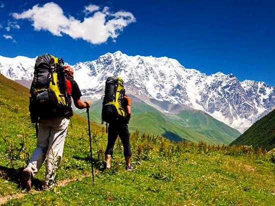 Меры безопасности в горах
