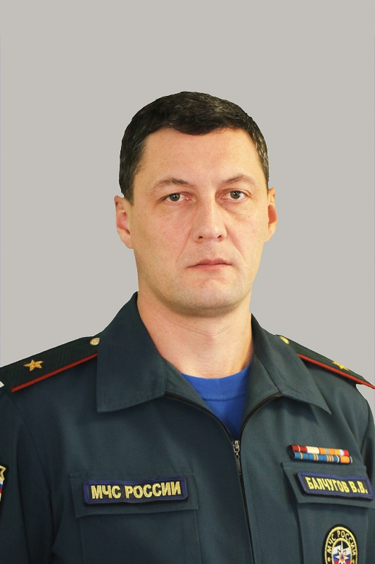 Балчугов Василий Васильевич