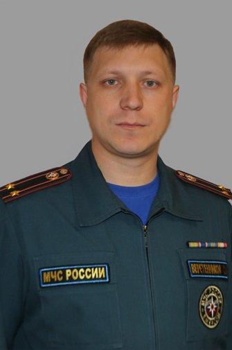 Веретенников Сергей Александрович