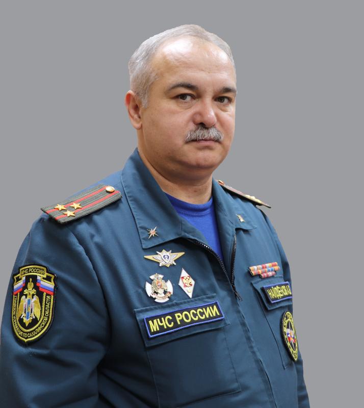Найденов Александр Викторович