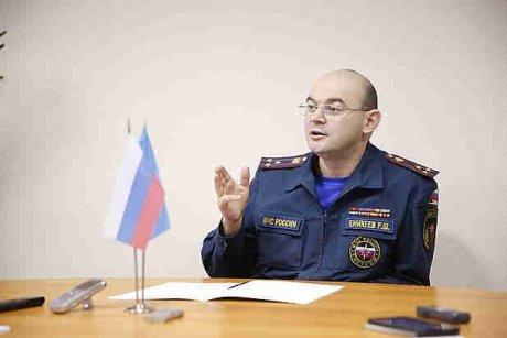 Главный государственный инспектор по пожарному надзору МЧС России: Министерство предлагает сделать проверки ТЦ регулярными и внезапными