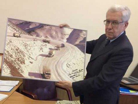 """Интервью """"МК"""": Юрий Бражников об уникальной гуманитарной операции в Афганистане"""