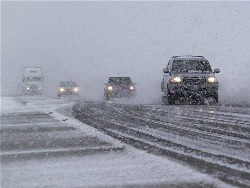 Рекомендации населению при снегопаде и ухудшении видимости на дорогах