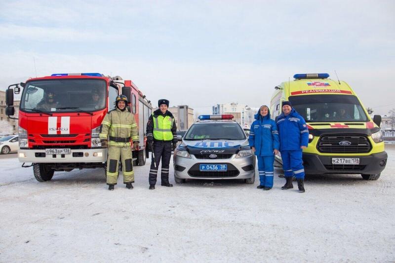 Все пожарно-спасательные подразделения региона переведены в режим повышенной готовности