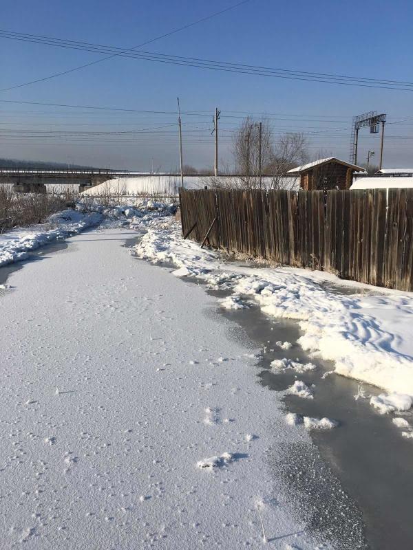 Режим чрезвычайной ситуации введен в Олхинском муниципальном образовании из-за угрозы подтопления жилых домов. ФОТО, ВИДЕО