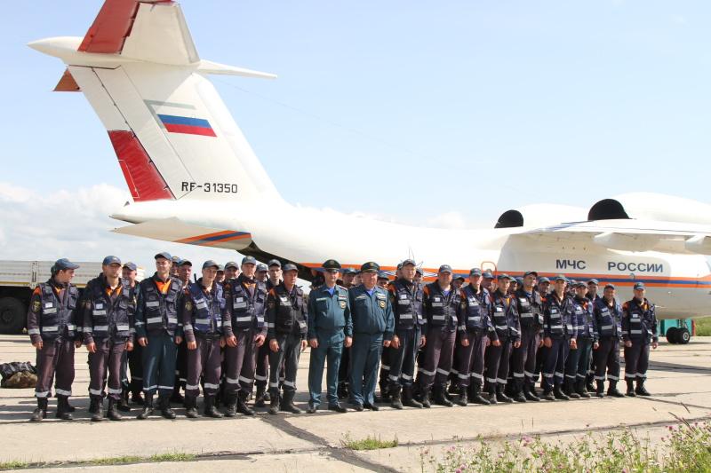 Среди вулканов и медведей: спасательная служба Камчатки — лучшая в России