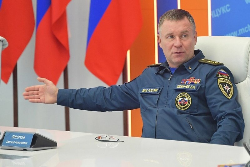 """Colonel General Evgeniy Zinichev: When 11-month-old Vanya Fokin was found under the rubble, the President called me and said: """"You said there were no survivors"""""""