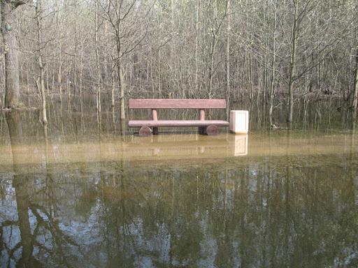 Экстренное предупреждение о подъемах уровней рек на 4 февраля 2020г