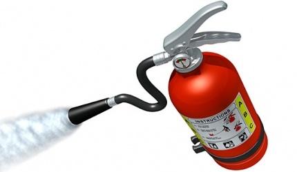 7 февраля отмечается День рождения огнетушителя