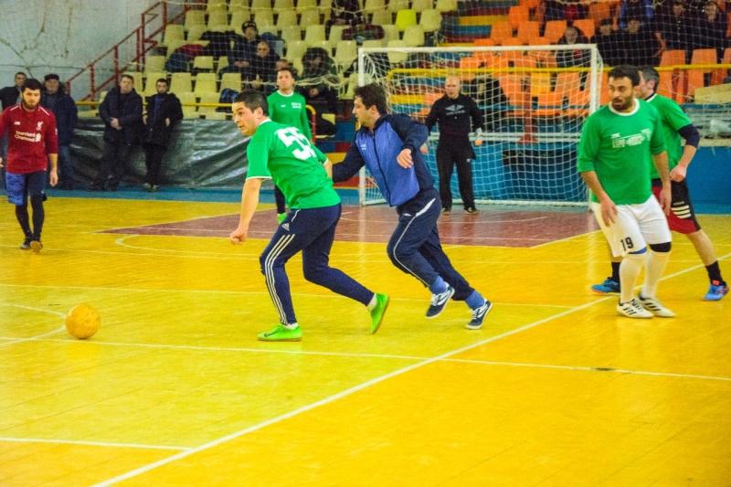Команда Эльбрусского пожарно-спасательного гарнизона призер первенства по мини-футболу