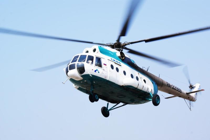 В Ямальском районе произошла жесткая посадка вертолёта. По предварительной информации есть погибшие