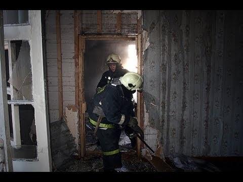 Пожар в частном доме г.Барабинск